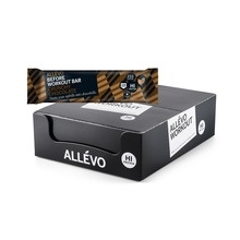 Allévo - Protein Bar Crunchy Chocolate  18 ST