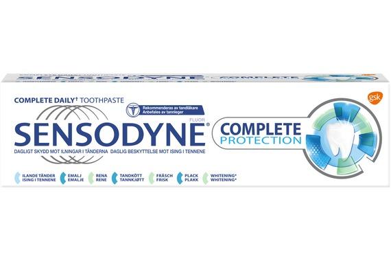 Sensodyne Tandkräm Complete 75ml