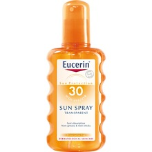 EucerinSun Spray Transparent SPF30
