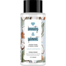 Love Beauty and Planet balsam - Kokosvatten och mimosablomma. 400 ml