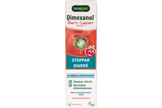 vätskeersättning vid diarre