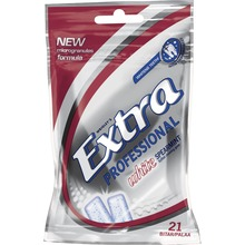 EXTRA PROFESSIONAL - White Spearmint 29g