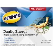 Gerimax - Daily Energy 90 tabl