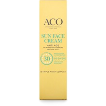 ACO - Sun Face Cream Anti Age 40 ml