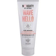 Noughty Wave Hello - Curl Defining Conditioner. Balsam. 250 ml.