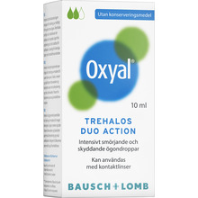 Oxyal - Trehalos Duo action 10ml