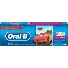 Oral-B - Frozen/Cars Paste 75 ML