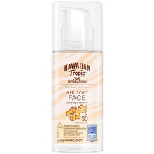 Hawaiian Tropic - Silk Hydration Air Face Lot SPF30 50 ml