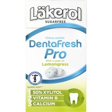 Läkerol Dents - DentaFresh Pro Lemongrass 31 gram
