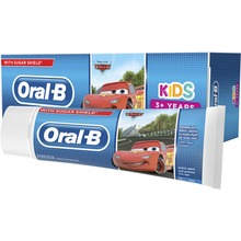 Oral-B - Kids Froz/Cars mix 75ML