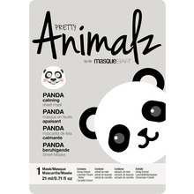 MasqueBar - Animalz Panda Sheet Mask 21 ml