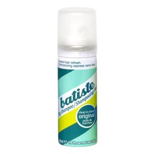 Batiste - Original Torrschampo Mini 50 ml