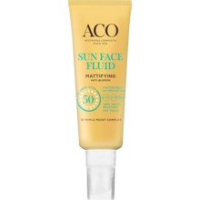 ACO - Sun Face Fluid Mattifying SPF 50+ 40 ml