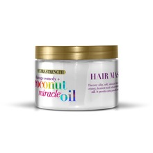 OGX Coconut Miracle Oil Extra Strength - Damage Remedy+ Hårmask. 168 g.
