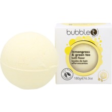 BubbleT Lemongrass & Green Tea Bath Fizzer - Badbomb Lemongrass 180g