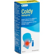 Coldy - Halsspray 30 ml