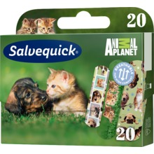 Salvequick - Animal Planet 20 st
