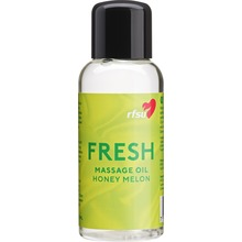 RFSU Fresh  - Massageolja. 100 ml