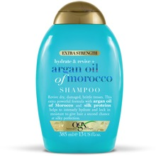 OGX - Argan Extra Strength Shampoo 385 ml