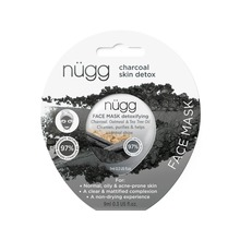 nügg - Charcoal Skin Detox Face Mask 10 ml