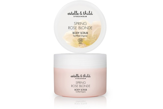 Rose Blonde Body Scrub