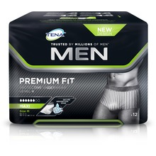 TENA - Men Premium Fit M 12 st