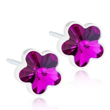 Blomdahl - MP Flower Fuchsia 6mm par