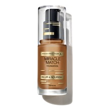 Max Factor Foundation - Miracle Match Toffee 30 ml