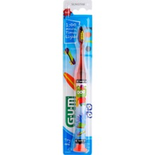 GUM - Junior Light-up Toothbrush 5-12 1 st