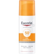 Eucerin - Oil Control Sun Gel-Cream Dry Touch SPF50+