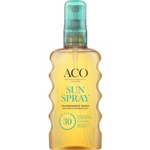 ACO - Sun Transparent Spray 175ml