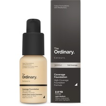 The Ordinary - Coverage Foundation 2.0 YG 30ml