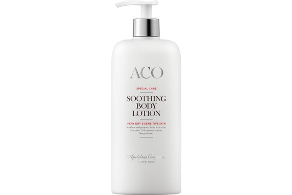 SOOTHING BODYLOTION OP