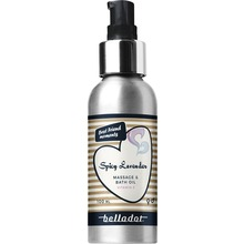 Belladot - Massageolja Spicy Lavender 100ml