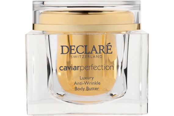 Luxury anti-wrinkle bodybutter