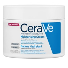 CeraVe - Moisturizing cream 340 g