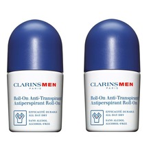 ClarinsMen Deo Roll-on duopack