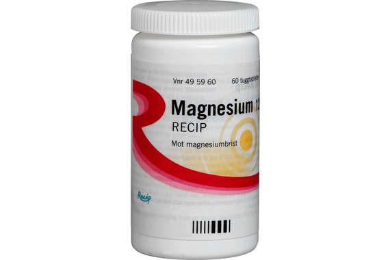 magnesium tabletter på apoteket