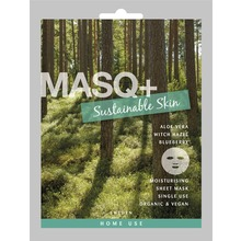 MASQ+ - Ansiktsmask Sustainable Skin 23 ml