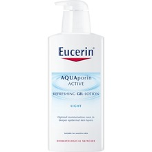 Eucerin AQUAporin Active - Refreshing gel lotion 400 ml