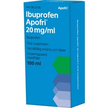 Ibuprofen ApofriOral suspension