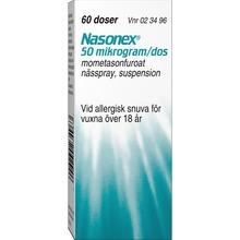 nässpray för bihåleinflammation