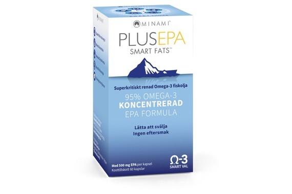 MorEPA Högkonc Omega-3 60 kaps