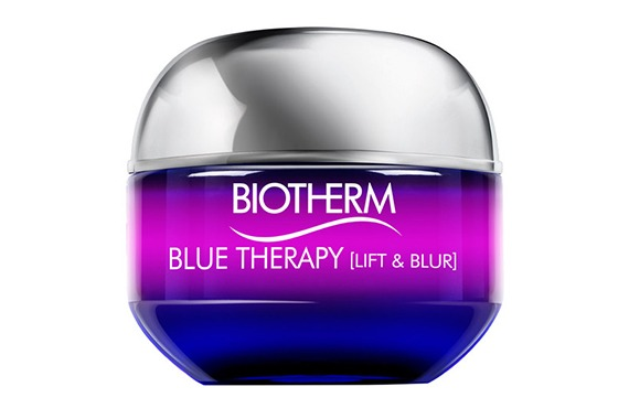Blue Therapy Blur