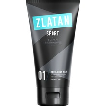 Zlatan Ibrahimovic Parfums - ZLATAN SPORT Hair & Body Wash 150ML