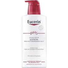 Eucerin - pH5 Light Lotion med parfym 400 ml