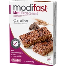 Modifast - Cereal Bar Chocolate 8 x31 g