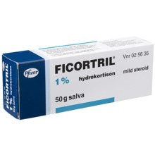 Ficortril - Salva 1 % 50 gram
