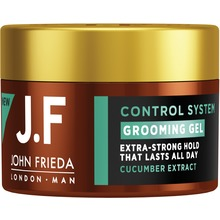 John Frieda - Control System Grooming Gel 90ml