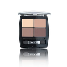 Isadora - EYE SHADOW QUARTET 44 MUDDY NUDES 7g